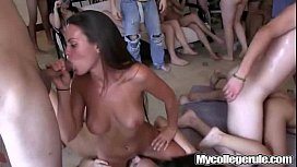 Mycollegerule Perfect Dorm Orgy...