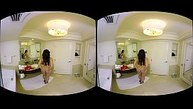 NAUGHTY AMERICA VR fucking in the hotel room