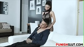 Stunning Submissive Teen Give...