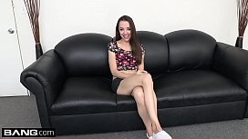 ? Nikki Next gets fishhooked and fucked on the BANG couch ?