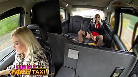 Female Fake Taxi Insatiable...
