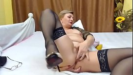 Hot Mature on Webcam - Watch More At www.camsplaza.online