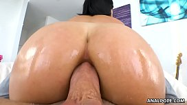 Hardcore anal with Kendra Spade
