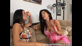 Two Sexy Milfs Share...