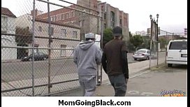 Watching my mommy going black 27