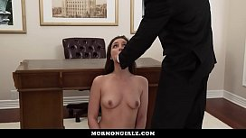 MormonGirlz- Naughty lesbian punished...