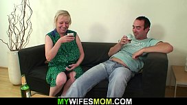 His horny old m. in law