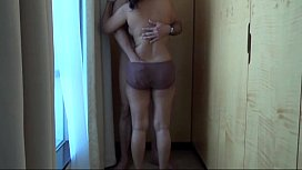 Watch Indian Maid getting...