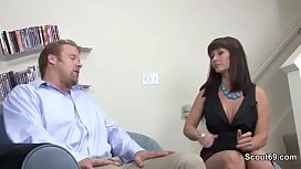Milf is fucked by...