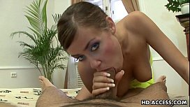 Gorgeous chick Mary goes...