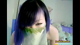 Asian Amateur Has Fun On Cam Playing Around xxx video
