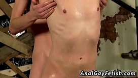 Naked hot gay blond...
