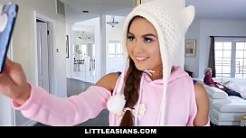 LittleAsians - Asian Elle Voneva In Kawaii Outfit Fucked By Brothers Friend