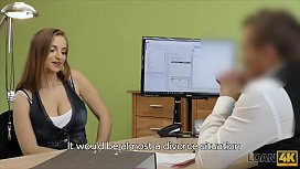 LOAN4K: Hot girl with...