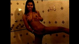 Mai - Hairy Indian Girl In Shower