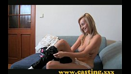 Casting - Anal creampie special