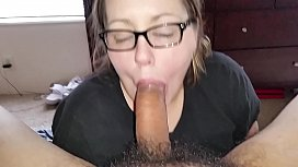 Blowjob and doggie...