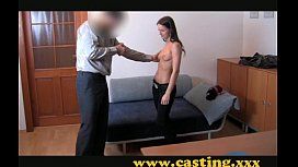 Casting - Handjobs all the...