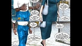 3D Comic: The Chaperone. Episode 5
