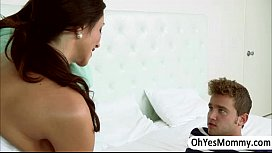 MILF Ariella goes for...