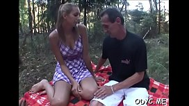 Barely legal slut can'_t live without old boy more than her coevals