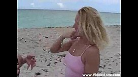 Nikki Hunter Nude Beach...