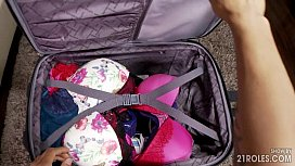 Lifeselector Mismatched luggage with...