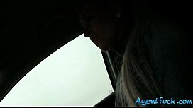Amateur chick Lawra fucked...