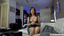 Alluring MILF Lexi Luna shows her affection in a way that her stepson will surely appreciate and gave a birthday blowjob that he will never forget.