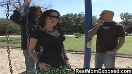 RealMomExposed - Kinky guy watches...