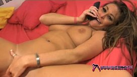 Amanda Rendall squirting during...