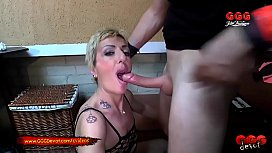 Mature Mother loves piss...