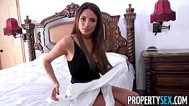 PropertySex - Hot French teacher...