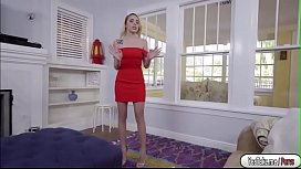 Kimberly Moss fucked by room mate