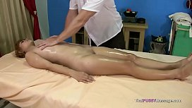 Young Thai girl gets...