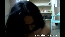 Remya Southindian Teacher's Cute fucking of her Partner's Cock