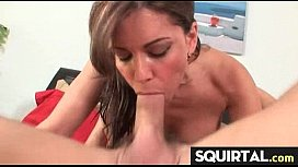 Squirting Goth Girl Needs More Cum 8