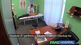 Fake Hospital Doctor offers...