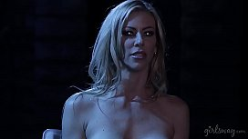 Lesbian android and her owner - Serena Blair, Alexis Fawx
