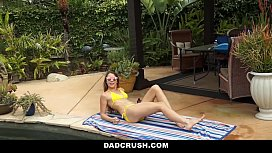 DadCrush - Hot Daughter Stretched...