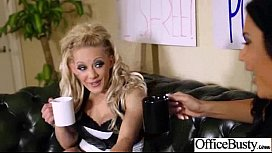 Superb Woker Girl (jasmine loulou) With Big Tits Get Hard Sex In Office clip-14