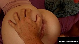 Butt Banged Layla Love Super Anal Fucked In Her Wet Gaping Butthole!