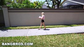 BANGBROS - Teen Kenzie Reeves Has Her Cake And Eats It, Too (bb15994)
