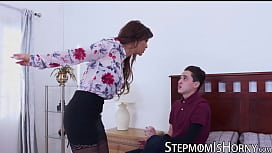 Mesmerizing Syren De Mer grounds mischievous stepson