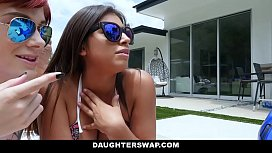 DaughterSwap - Sexy teens Fuck...