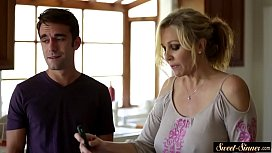 MILF stepmom pounded and...