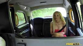 Fake Taxi hot blonde...