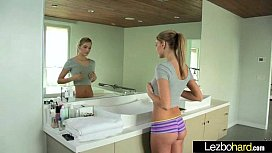 Love Sex Scene With Horny Teen Lesbians video-02