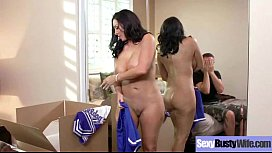 Sexy Busty Wife (veronica rayne) Love Hard Style Sex Action mov-30