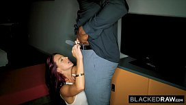 BLACKEDRAW Evellyn Stone Will Do ANYTHING For Her BBC Daddy